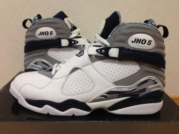 Air Jordan VIII: Josh Howard Mavericks PE