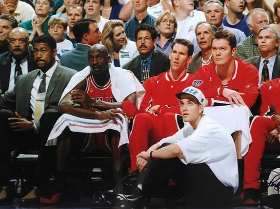 Former Jazz Ball Boy Reveals How He Scored Air Jordan XII Flu Game