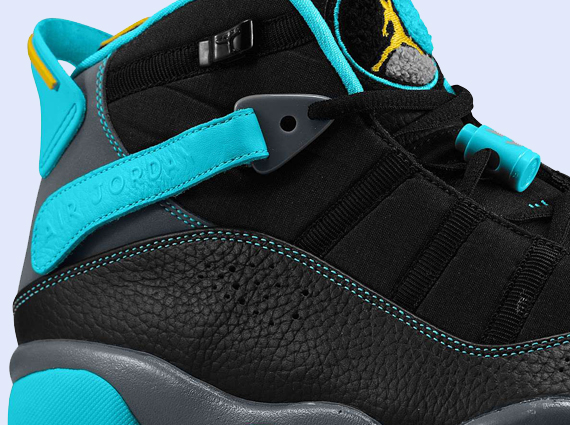 "5fcead67a6e7 The Jordan Six Rings ""Gamma Blue"" will hit retail shelves on December 7th"