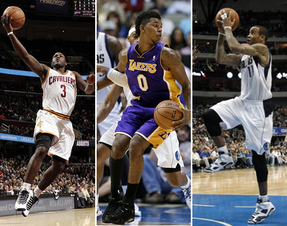NBA Jordans on Court: Around The League   11/04   11/05