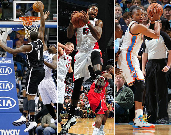 NBA Jordans on Court: Weekend Recap   11/01   11/03