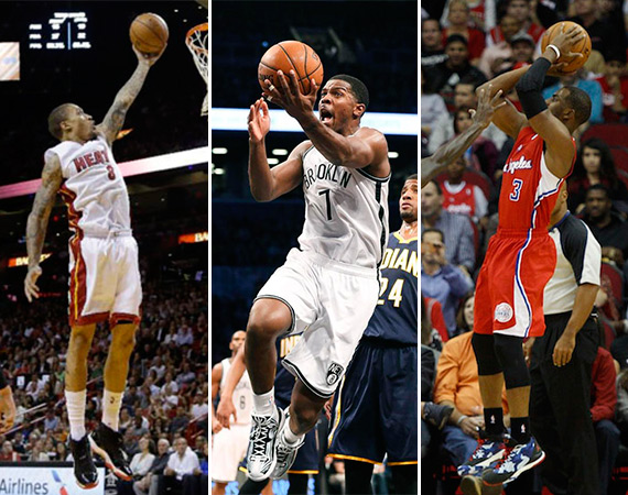 NBA Jordans on Court: Weekend Recap   11/08   11/10