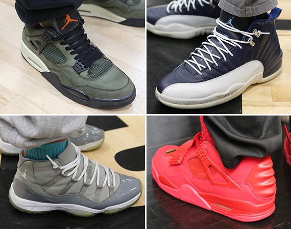 Sneaker Con NYC November 2013: On Feet Recap
