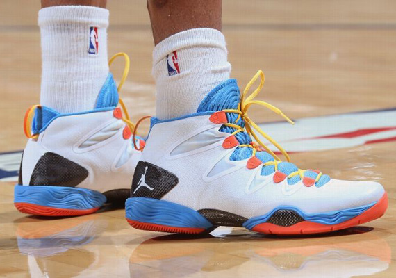 Russell Westbrook Returns in Air Jordan XX8 SE Thunder PE