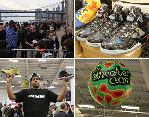 Sneaker Con NYC November 2013   Event Recap