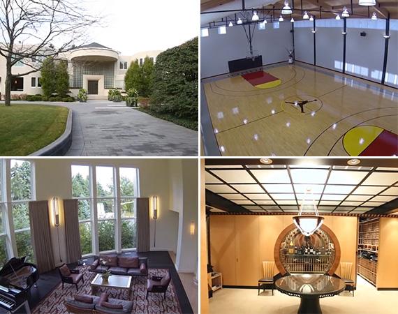 Tour Michael Jordan's Highland Park Mansion - Air Jordans, Release Dates & More