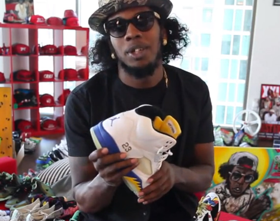 29b4641b61e3 Trinidad James made an immediate impact once his All Gold Everything video  dropped. It was his unique charm