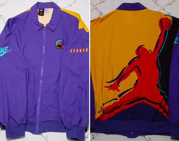 Vintage Gear: Air Jordan 8 Windbreaker