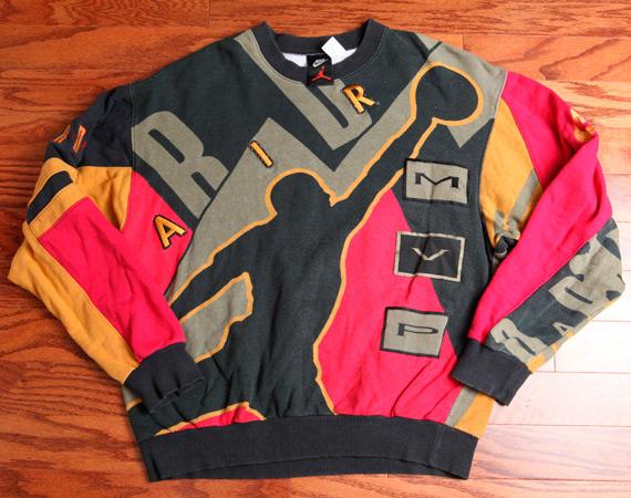 vintage air jordan gear