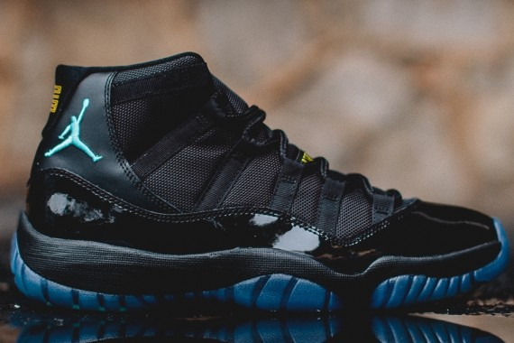 Air Jordan 11: Gamma Blue   Arriving at Retailers