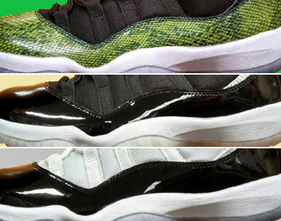 Air Jordan 11 Low: Summer 2014 Releases
