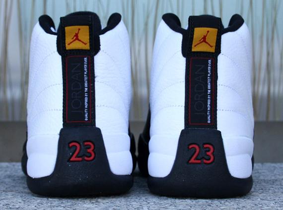 Air Jordan XII: Taxi   Release Reminder