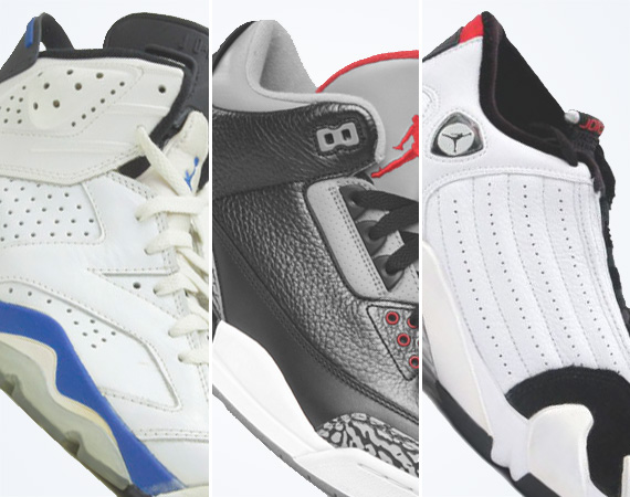 Air Jordan Retros for Summer 2014