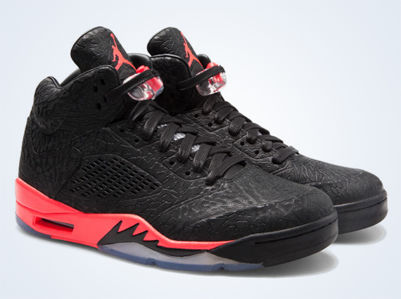 size 40 0dc3e faa32 The Air Jordan 3Lab5 will wrap things up nicely for Jordan Brand in 2013,  as the elephant print wielding Air Jordan 5 silhouette sporting a black and    ...