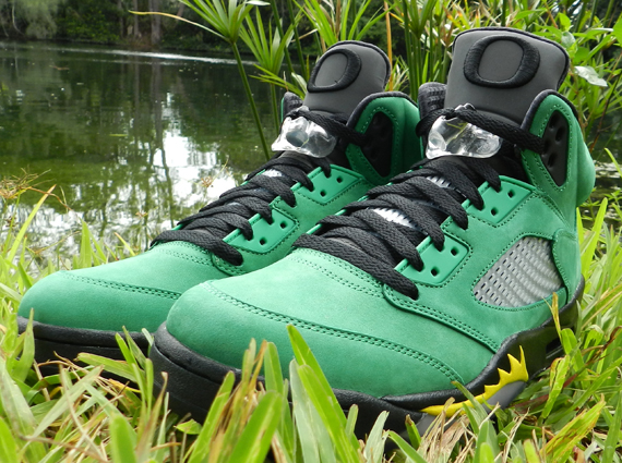 Air Jordan 5: Oregon Ducks Set to Release?