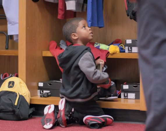 Kids Foot Locker Presents Locker Featuring Chris Paul & Blake Griffin