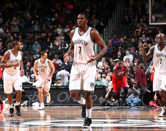 Jordan Brand Athlete Joe Johnson Sets NBA Record for Most 3 Pointers in a Quarter