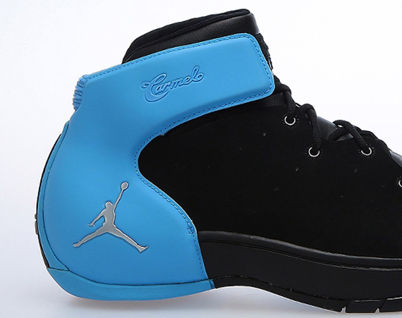 Jordan Melo 1.5: Black   Metallic Silver   University Blue | Release Date