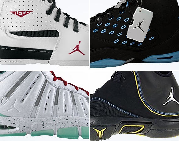 Sneaker News Presents: A History of Carmelo Anthonys Jordan Brand Signature Shoes