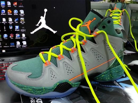 big sale 05f8d b7548 ... clearance after the official unveiling of the jordan melo m10 earlier  in the week the silhouette