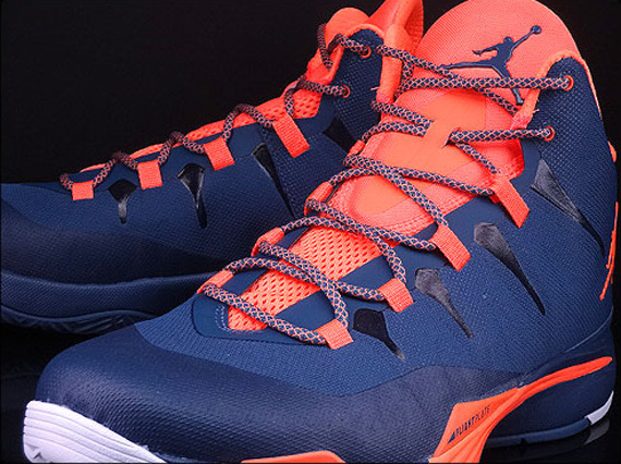 Jordan Super.Fly 2: New Slate   Atomic Orange
