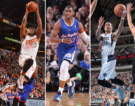NBA Jordans on Court: Weekend Recap   12/26   12/29