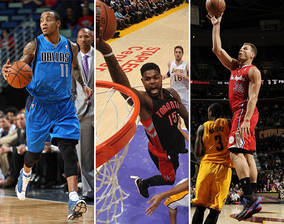 NBA Jordans On Court: Weekend Recap   12/06   12/08