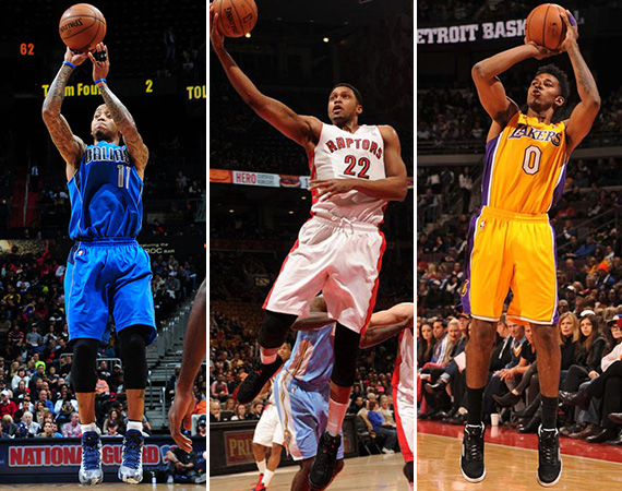 NBA Jordans On Court: Weekend Recap   11/29   12 01