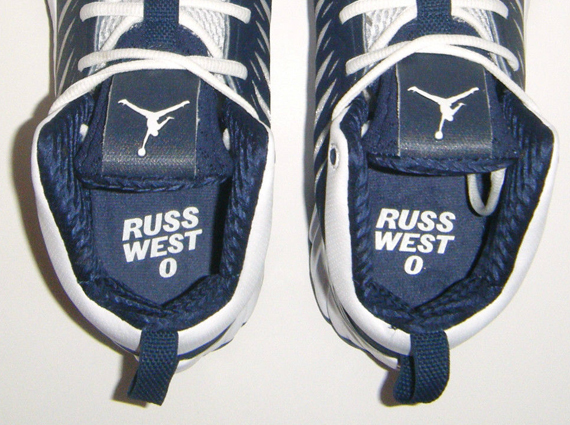 low priced 2554c d3d45 ... Griffin opted to wear the Air Jordan XX8 instead of grabbing a pair of  the Jordan Super.Fly  Would they have landed as Russell Westbrook s ...Read  More