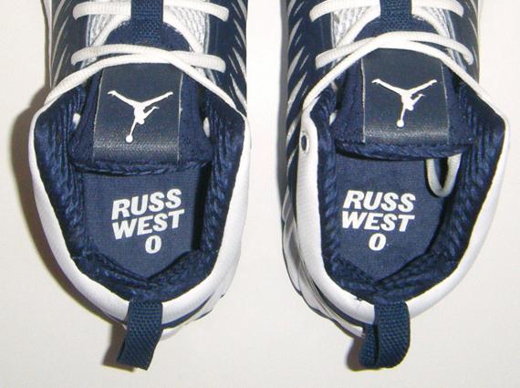 Jordan Super.Fly: Russell Westbrook OKC Alternate PEs