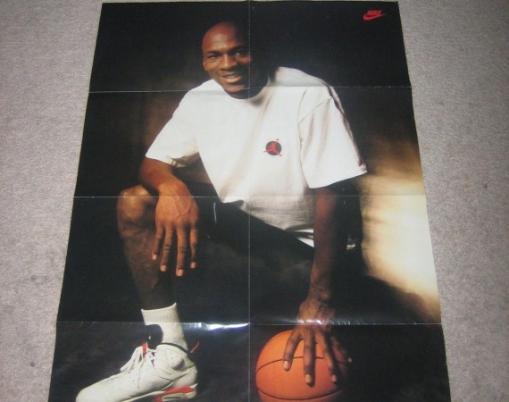 Vintage Gear: Michael Jordan Flight Club Poster