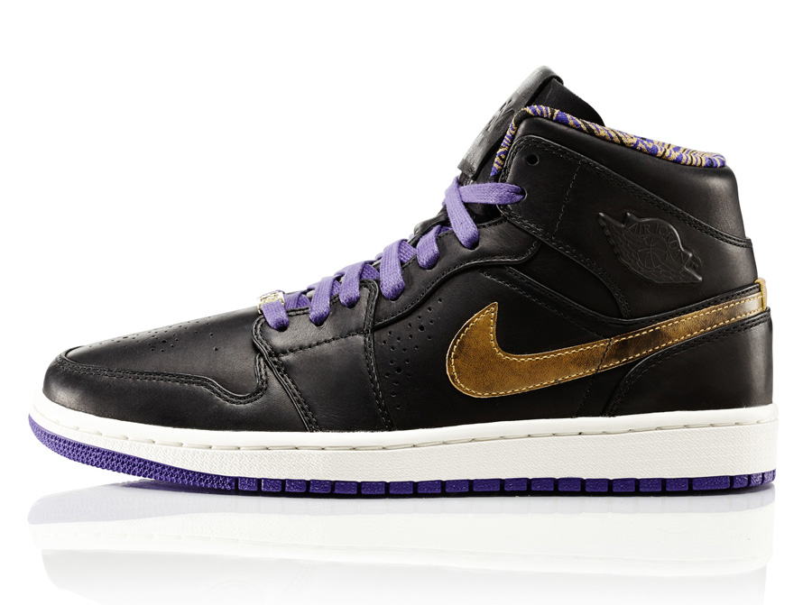 "Air Jordan 1 Mid: ""Black History Month"" Collection - Official Images - Air Jordans, Release Dates & More"