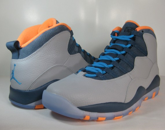 345027406b7d43 ... switzerland the air jordan 10 bobcats heads to retailers tomorrow  january 11th 2014. the first