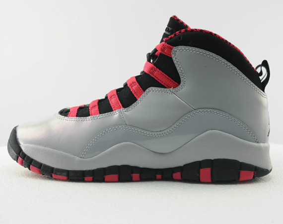 air jordan 10 gs wolf grey