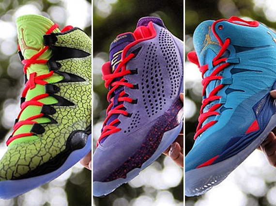 Jordan Brand 2014 All Star Collection   Release Date