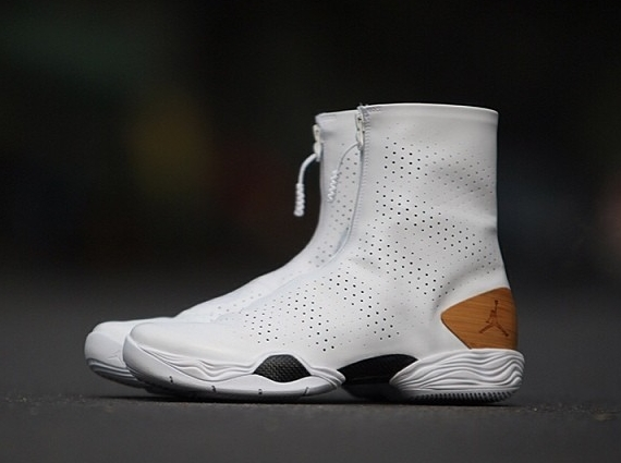 Air Jordan XX8: White   Bamboo