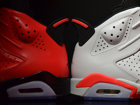 Air Jordan 6 Infrared Releases for February 2014