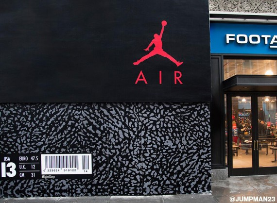 Sneaker News Talks to Keith Crawford about Jordan Flight 23 Store Opening