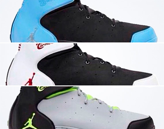 def5faf8abcd71 The Jordan Melo 1.5 marks the first time in Jordan Brand history that a  non-MJ signature will see a retro