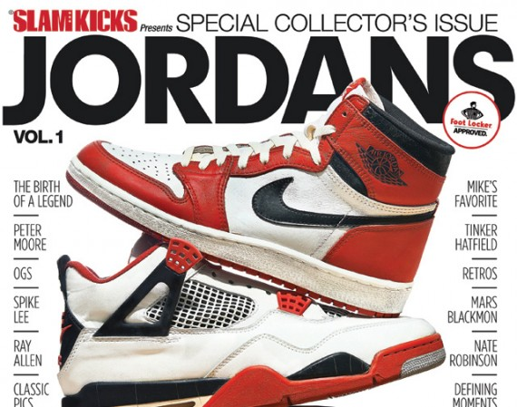 Slam Magazine Presents JORDANS Vol. 1