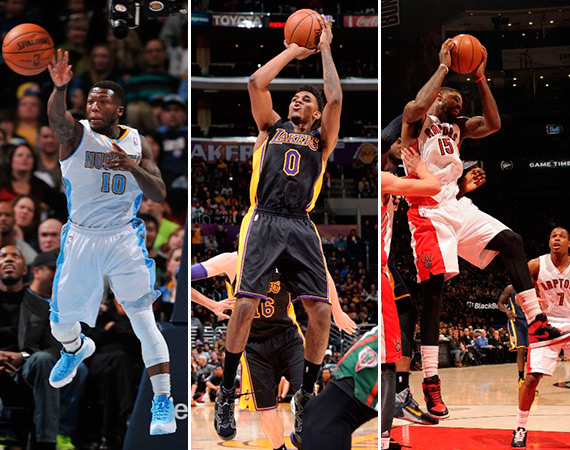 NBA Jordans on Court  Around the League - 12 31 - 1 02 - Air Jordans ... 9598ca009c