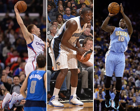 0debbc7f3ff2 The NBA season is speeding by as we near the All-Star break with each day  of games played. The Jordan retros are in full effect this year as well