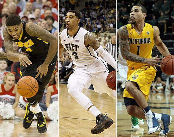 NCAA Jordans on Court: Around the Nation   1/09   1/15
