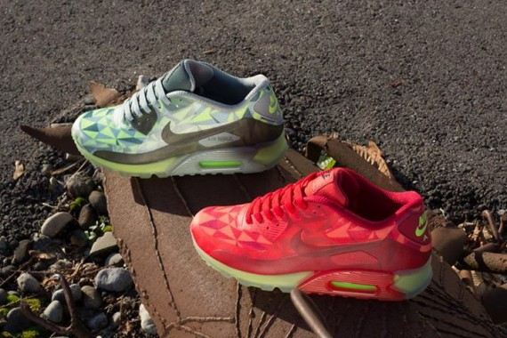 Femmes Nike Air Max 90 Ice - Nike Air Max 90 Gym Rouge Ice Nikes Réduction Vente En Ligne