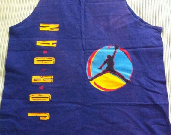 Vintage Gear: Air Jordan 8 Graphic Tank