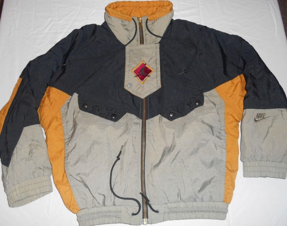 Vintage Gear: Air Jordan VII Promo Winter Coat