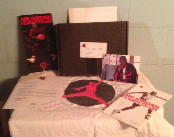 Vintage Gear: Air Jordan Flight Club Package