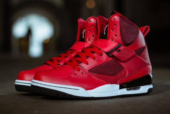 Air Jordan Vol 45 Haut Gymnase Rouge