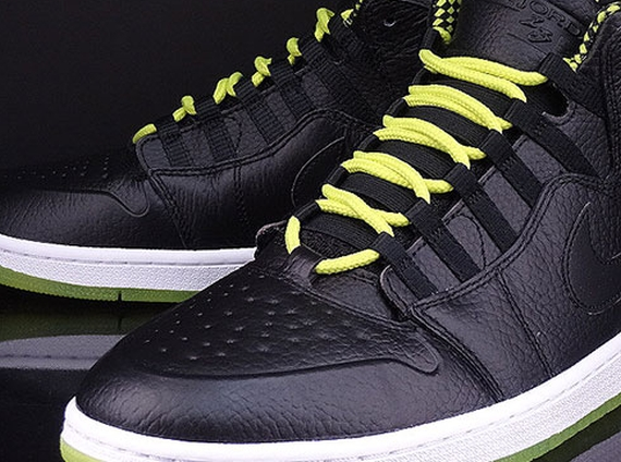 Air Jordan Retro 94. Color  Black Venom Green-Black Style Code  631733-030.  Release Date  03 01 14. Price   130 6f23c8038
