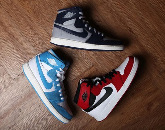 Air Jordan 1 Retro KO High   Detailed Images